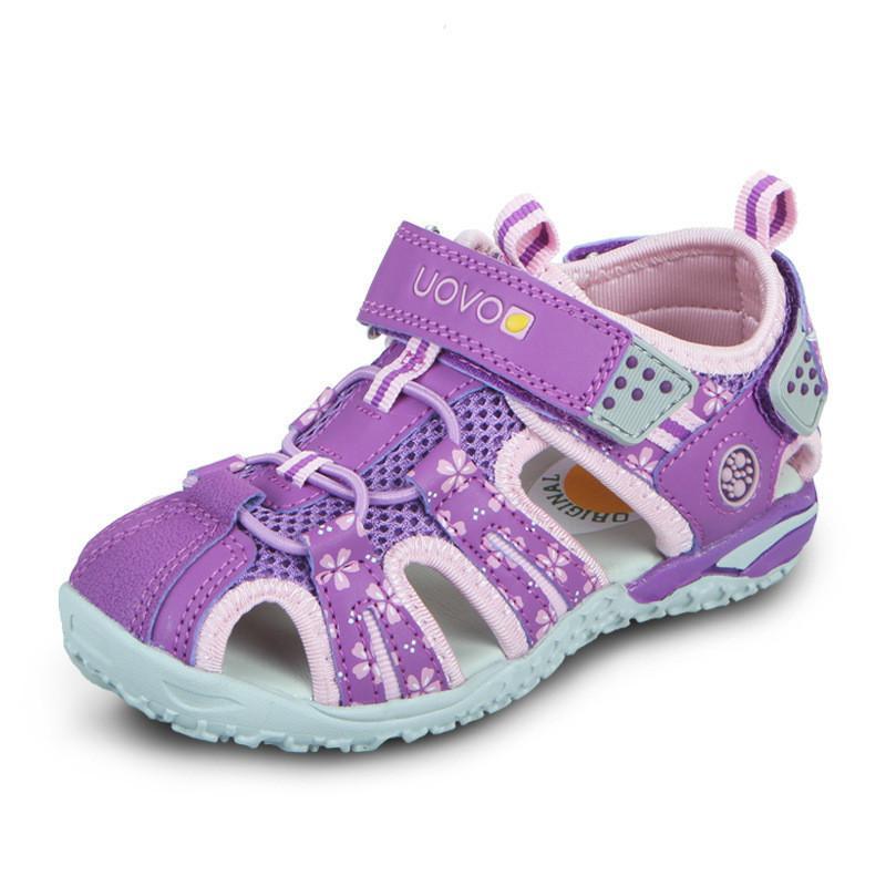 5089b9fb Compre Zapatos De Verano Para Niños Zapatos Para Niños Pequeños Sandalias Para  Niños Niños Para Niños PU Cuero Sandalias Arco Soporte Para Niños Tamaño 26  ...