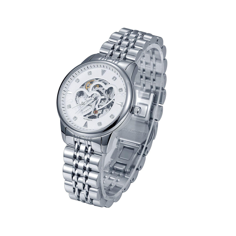 Women Watches Men Luxury Sale Brand Wrist Watch Stainless Steel Ma Am  Mechanics Electricity Women S Fashion Hollow Out Temperament Surface Cheap  Luxury ... e08e84af35