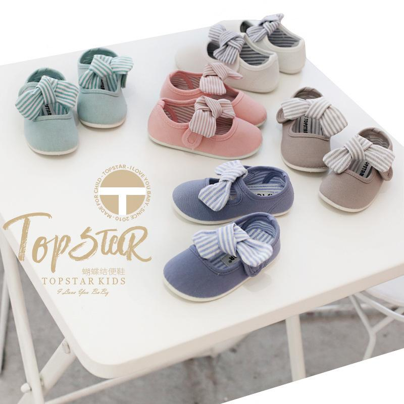 Acquista Scarpe Basse Bambini 2019 Spring New Kids Flats Bottom Fashion Bow  Mocassini Neonate Slip On Scarpe Casual Scarpe Da Principessa Il Tempo  Libero A ... 81205e3e64d