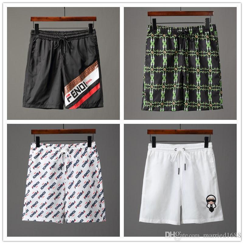 taille 40 d8517 3b94f Short de bain italien de marque italienne New Fashion Mens Casual Shorts de  couleur unie pour hommes Style été Beach Short de bain pour hommes Short ...