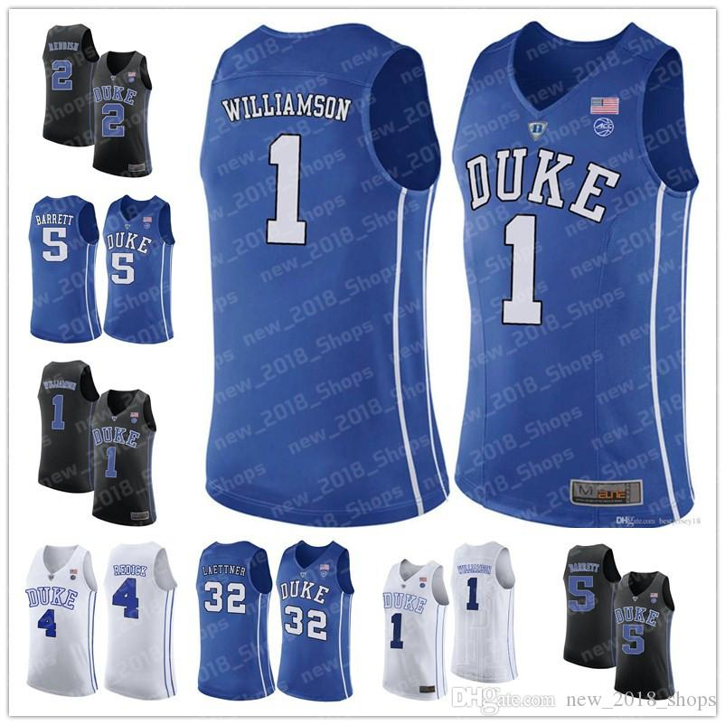 1ef3f98f5c6a 2019 Ncaa 1 Zion Williamson Duke Blue Devils College Basketball ...