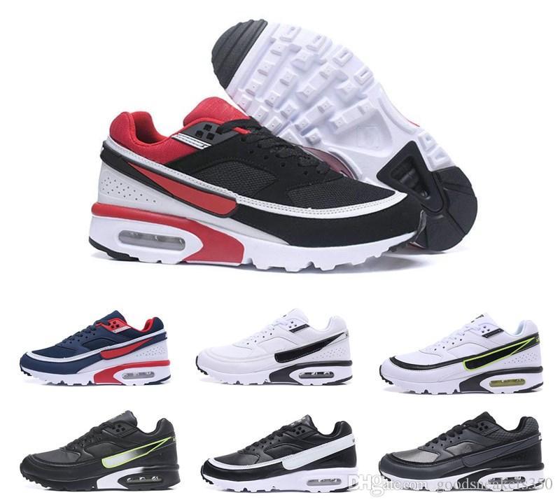 Acquista 2018 Top Nike Air Max Airmax 91 BW 91 Premium BW Scarpe Da Corsa Da  Donna Da Uomo BW 91 Ultra Outdoor Da Ginnastica Traspirante Scarpe Da ... 2105814d5a1