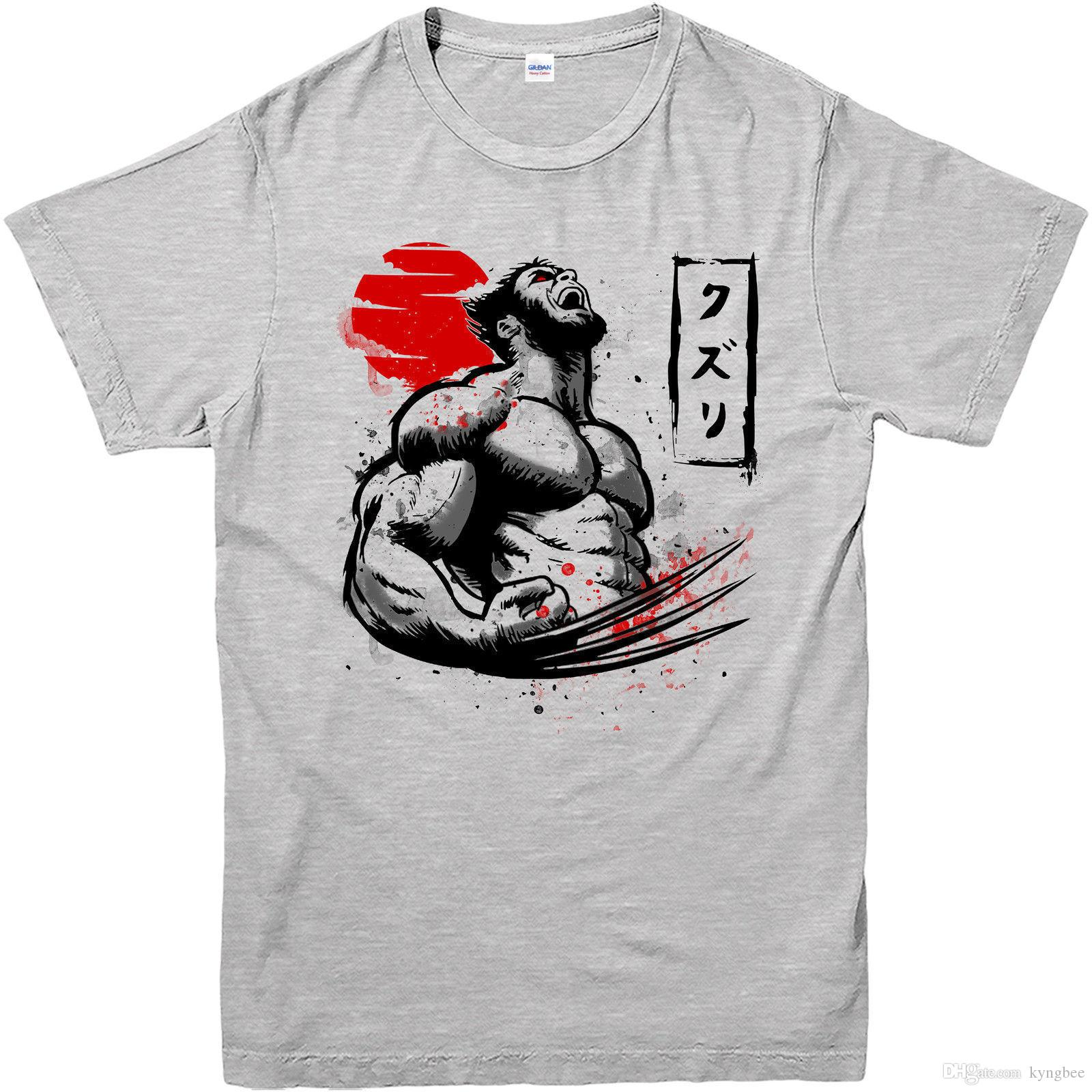 4eb6e8cb72fc X Men T Shirt Wolverine Japanese Marvel Comics Gift Unisex Adult & Kids Tee  Top T Shirt Slogan Daily T Shirts From Kyngbee, $10.72| DHgate.Com