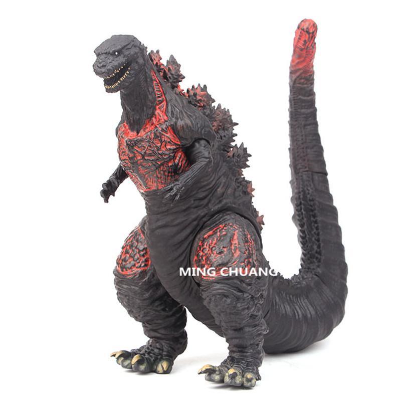 2019 Movie Shin Godzilla 28cm Godzilla Huge Muto Monstrous Creature
