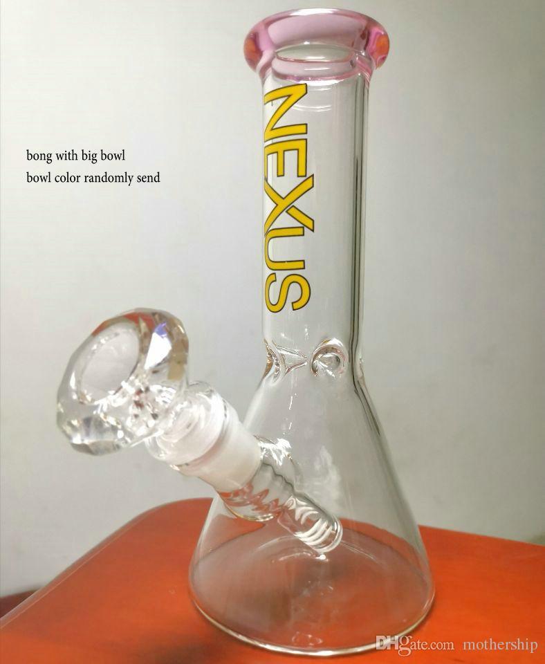 Hotstyle Лимитированная серия мензурка с мини-стеклом, масляная горелка, стеклянный кальян, трубка для кальяна, курить айс-бонг с кварцевым бандажом или миской