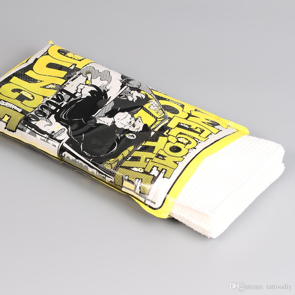 Disposable Tattoo Cleaning Wipes Clean Papers For Body Tattoo ...