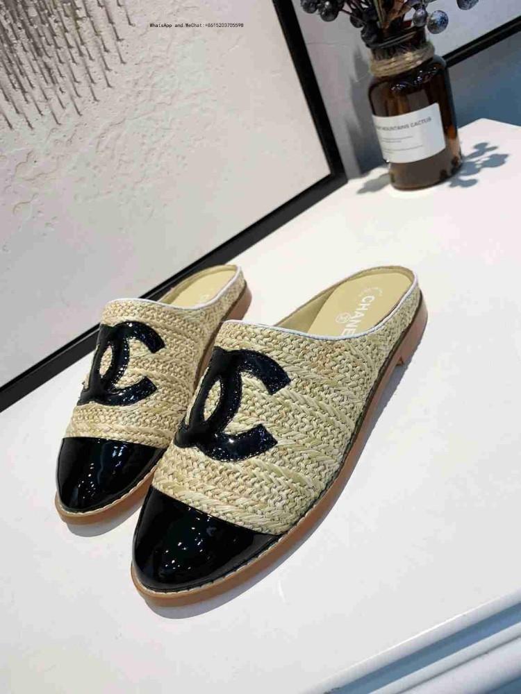 68445fcdc357 2019 Black Rubber Web Slide Sandal Slippers Green Red White Stripe Fashion  Design Men With Box Classic Ladies Summer Flip Flops Womens Slippers  Sheepskin ...
