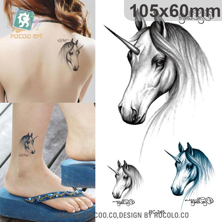 Body Art waterproof temporary tattoos paper for men and women playing card crown love design small tattoo sticker HC1055