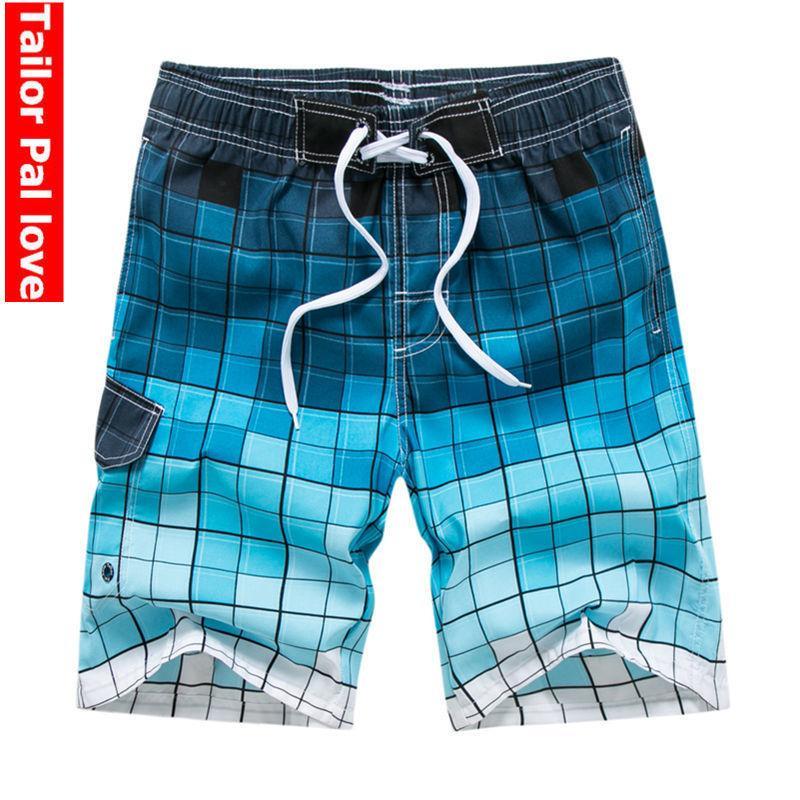 a04c28501f3c M-6xl Tallas grandes Traje de baño Hombres Pantalones cortos de natación  para bañadores 2018 Traje de baño Hombre Ropa de playa Bermudas ...