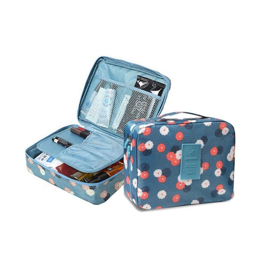 2019 Zipper Man Women Makeup Bag Nylon Cosmetic Bag Beauty Case Make Up  Organizer Toiletry Bag Kits Storage Travel Wash Pouch From Mountainstore 5 e10670962dc46
