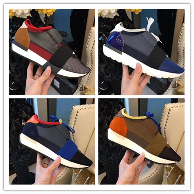 Neue Populäre Designer Hohe Qualität Mann Frau Mode Low Cut Lace Up Atmungsaktives Mesh Sneaker Schuh Luxus Im Freien Rennen Runner Casual Schuhe