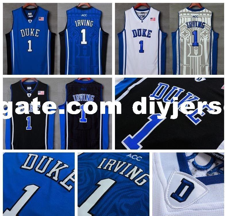 c5bf52f153d7 cheap 2019 cheap wholesale kyrie irving 1 ncaa duke blue devils men stitched  college basketball jerseys