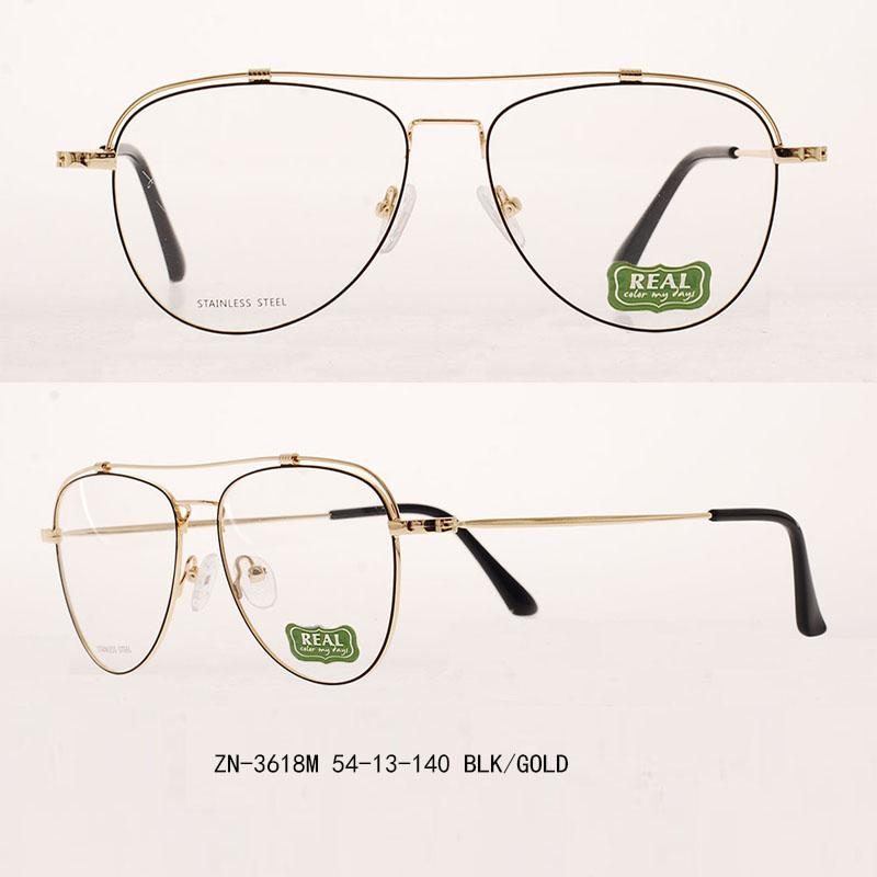 79d8825aa43 2019 Hot Sale High Quality Optical Frame Fashiomal Metal Frame with ...