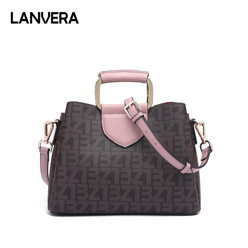 2020 new lady bag messenger bag European and American fashion handbag shoulder bag mom bags