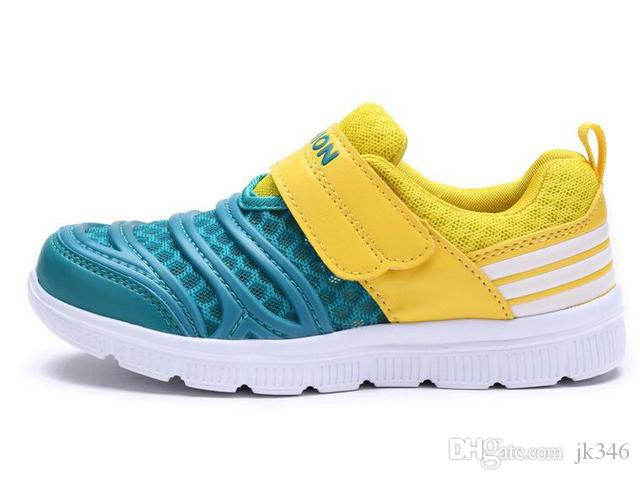 Jeff Sneaker 90$ version yellow green Casual Shoes Comfortable Fashion Mesh 2019 Spring