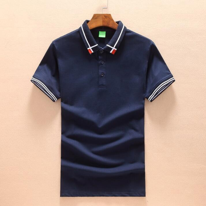 2019 Designer Polos For Men Poloshirt Letter Embroidery Summer