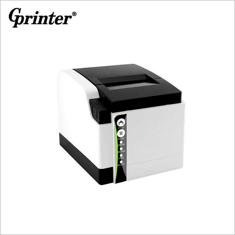 Direct thermal label printer, Hybrid Printer
