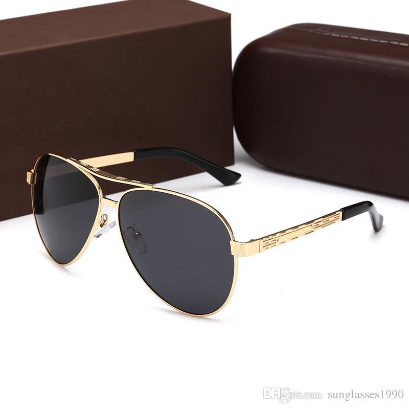 exquisites Design Beförderung Offizieller Lieferant Louis Vuitton LV0826 luxus sonnenbrille für frauen oval rahmen beliebte  uv-schutz männer designer sonnenbrille übergroßen vintage retro stil kommen  ...