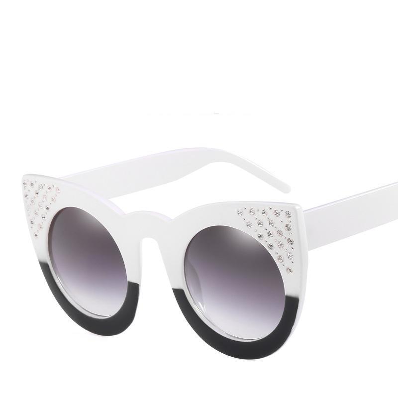 28c7cbd6d892 2019 New Fashion Women Sunglasses Street Party Glasses Luxury Brand Leopard  Eyewear Good Quality UV Protection Cat Eye Designer Sunglasses Sunglasses  Shop ...