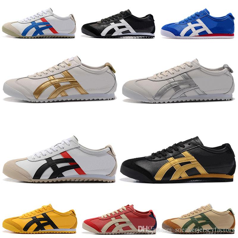 New Arrival Onitsuka Tiger Runner Shoes For Men Women Athletic Outdoor Boots Fastion Brand Sports Mens Trainers Sneakers Designer Shoes
