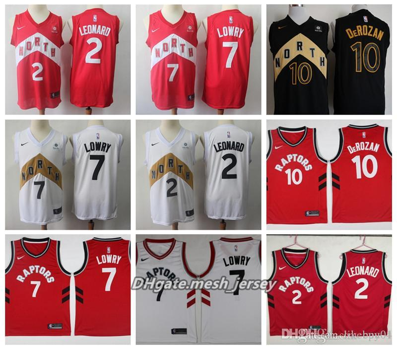 67e6dd50b01b 2019 Men Toronto Basketball Raptors Jersey 7 Kyle Lowry 2 Kawhi Leonard 10  DeMar DeRozan Stitched Jerseys City Edition From Anne hathaway