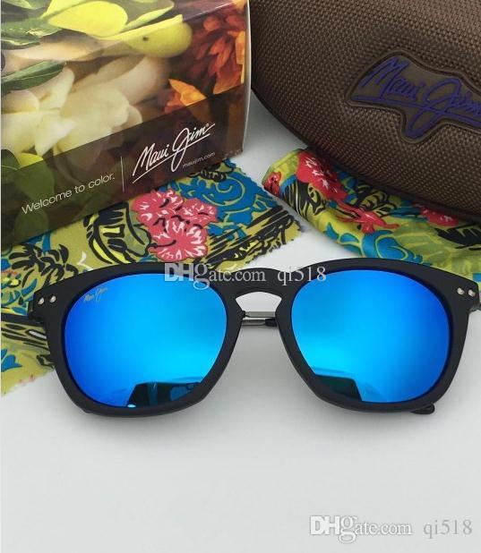 bfed9b50838 Fashion Brand Mauijim 262 Sunglasses Mj 262 Eyeglasses Mj Sport Mj262  Polarized Sports Sunglasses Men Women Glasses Uv400 Driving Eyewear  Sunglasses Frame ...