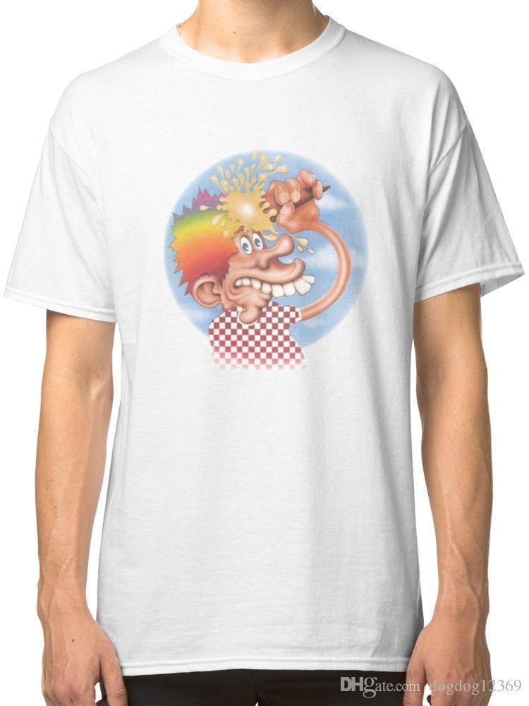 985907478e7 Grateful Dead Europe 72 Ice Cream Kid T Shirt Tees Clothing Themed ...