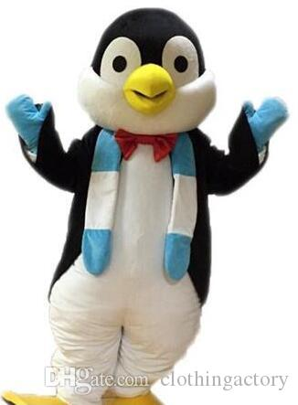75083d62d Adult Funny Penguin Mascot Costume Custom Made Mascots For Christmas  Holiday Team Mascot Custom Mascots Bird Deguisement Mascotte Theatrical  Costumes Fairy ...