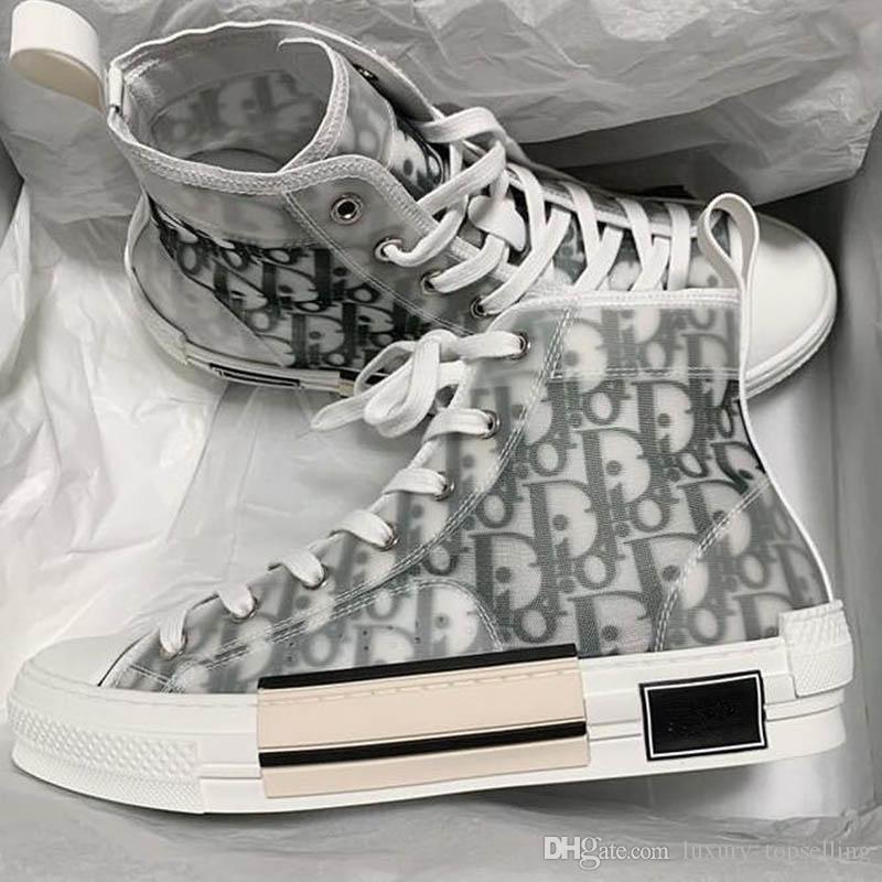 e8b5b563f9c Compre FLORES TÉCNICAS DE LONA ALTA ALTA B23 SNEAKERS Zapatos De ...