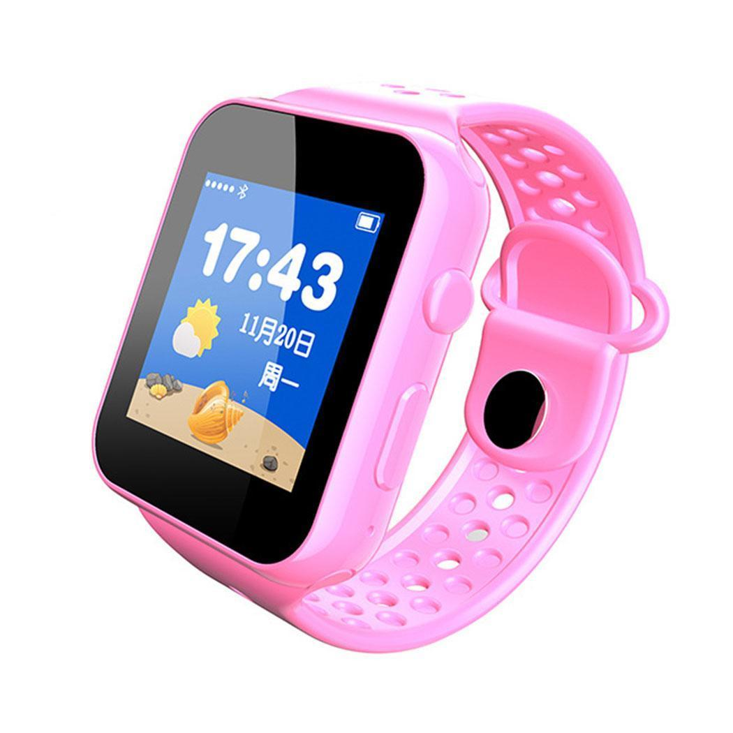 Children's GPS Base Station Tracking Positioning 32mb Phone Smart Watch  Photographable, No camera function