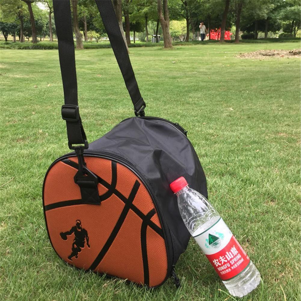Compre Ombro Esportes Ao Ar Livre Sacos De Bola De Futebol Acessórios De  Equipamento De Treinamento Crianças Kits De Futebol Basquete Vôlei Saco De  ... 7f6e41efd7234