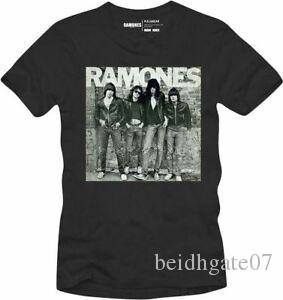 Ramones First Album Men 039 s BlaFunny T Shirt SM MD LG XL New