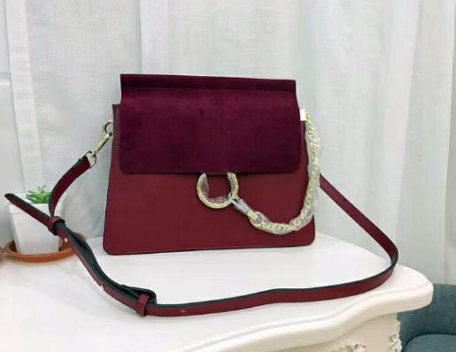 d54e6ceedcf2 New Fashion Women Shoulder Bag Chain Messenger Bag High Quality ...