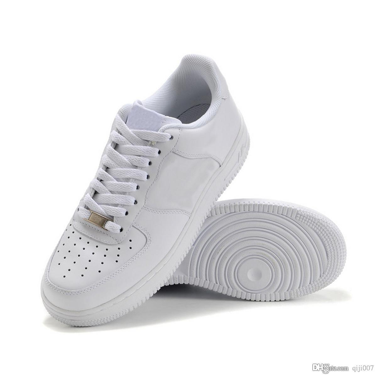 énorme réduction ac1af 3dbeb Nike air force one 1 Running shoes sneakers discount best-seller haute  qualité force hommes et femmes casual chaussures unisexe massage faible  pour ...