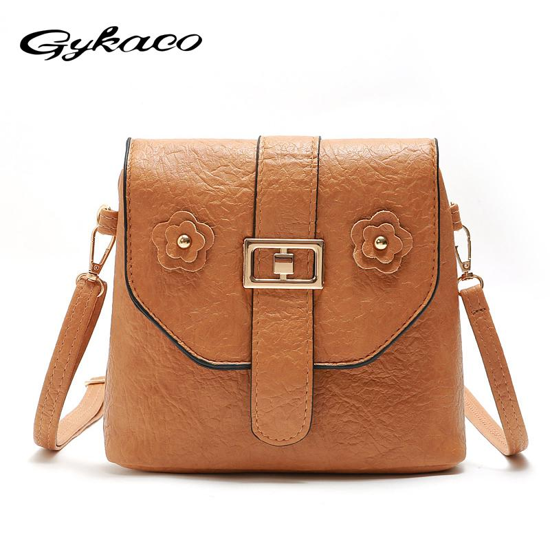 e2d4d964738a Gykaeo Female Cute Owl Small Soft Leather Crossbody Bags Handbags Women  Famous Brands Casual Shoulder Bag Ladies Messenger Bags Leather Bags  Designer Purses ...