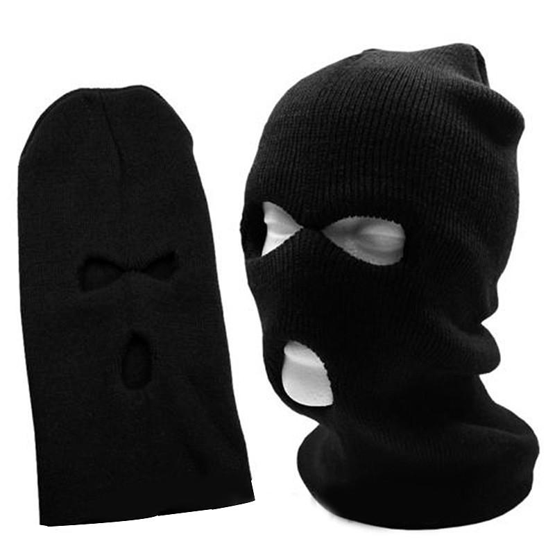 2019 New Man winter Warm hat Motorcycle Face Windproof Mask Ear Muffs Outdoor Sports Warm Ski Caps Bike Balaclavas Scarf Hat Cap