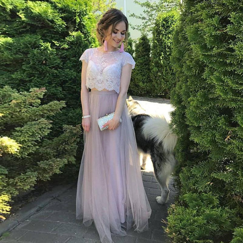 2c22f2e4 Alta calidad suizo suave tul falda de dama de honor 3 capas 100 cm de  cuerpo entero de cintura delgada Maxi falda larga personalizada cualquier  color ...