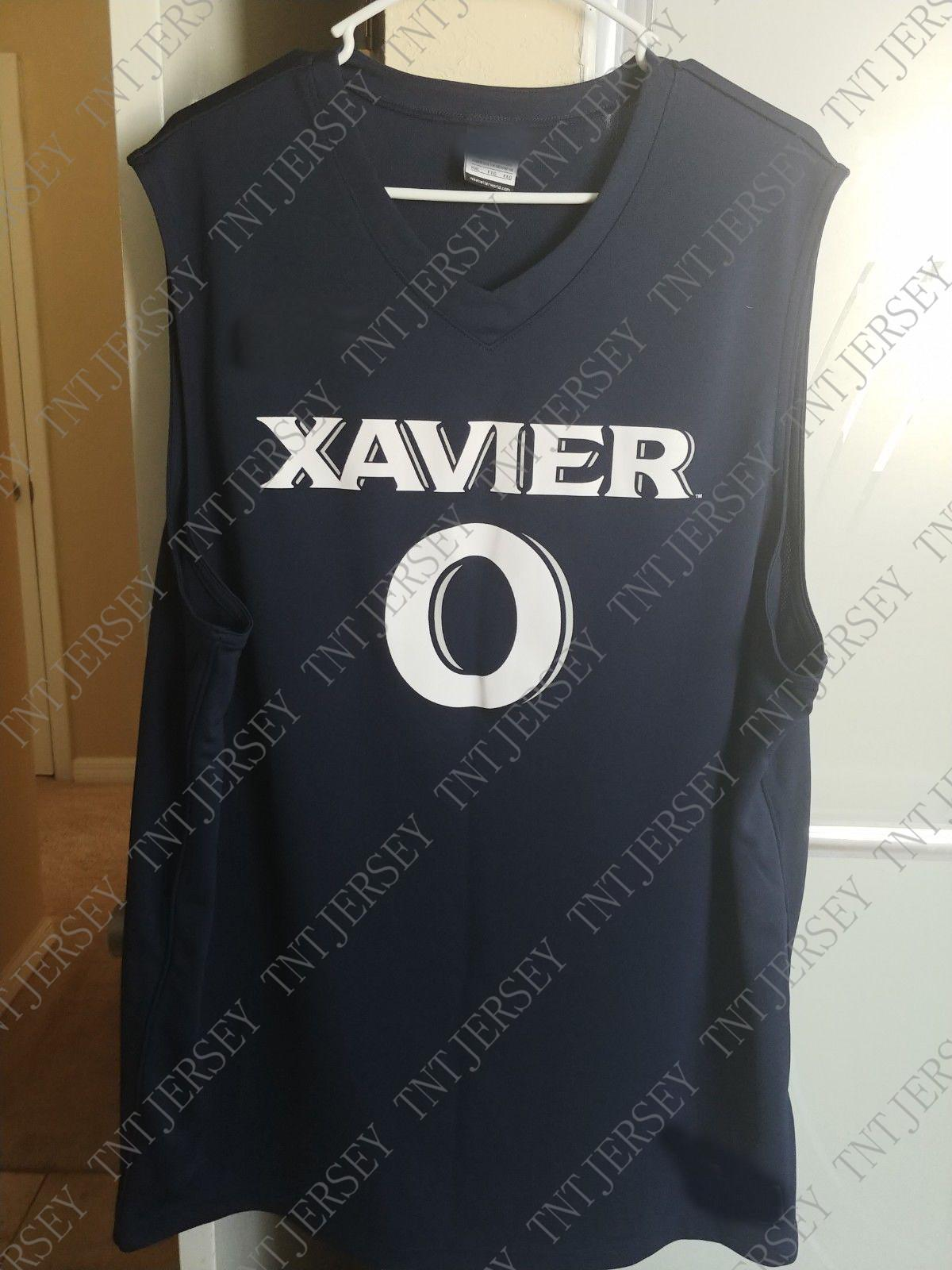 cheap for discount aa015 9e4bd Cheap custom Xavier Musketeers Basketball Jersey Stitched Customize any  number name MEN WOMEN YOUTH XS-5XL