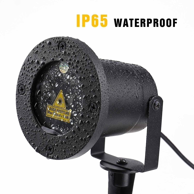 82901d1d6ce Compre LED Al Aire Libre Copo De Nieve Paisaje Láser Proyector ...