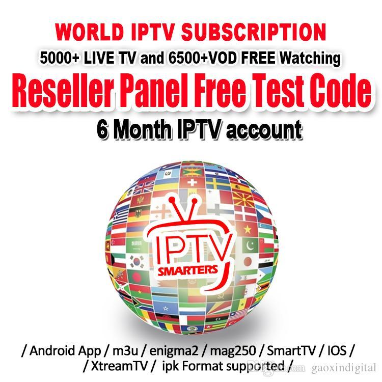 IPTV Android Free Subscription French IPTV Arabic Europe Sweden Norway  Africa India Sports Italy Turkey UK USA H 265 m3u enigma2 smart tv