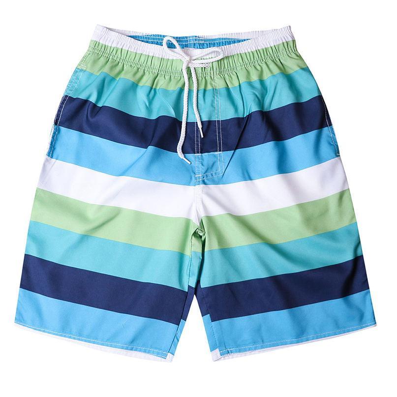314b75cb4f896 Beach Shorts Swimming Trunks Men Boxer Brief Swim Trunks Quick Dry ...