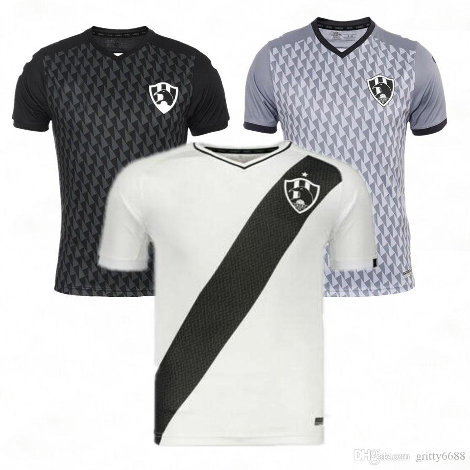 0684fb10e 2019 2019 2020 Liga Mx Club De Cuervos Charly 18 19 Soccer Jerseys  Temporada Crows Football Shirts Size Can Be Mixed Batch From Gritty6688
