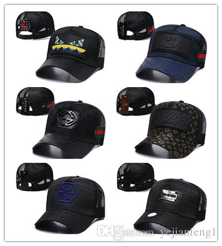 1a10a5c3c49 Top Sale Skull Caps Casquettes De Baseball Cap Gorras Fashion Brand Baseball  Hats Races Headwear Giants Bone Sun Hat Luxury Sunhat 006 Hat Baseball Cap  ...