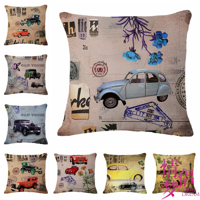 Restore Ancient Ways Poster Cotton Flax Pillow Back Cushion Cushion Ebay Heat Sell
