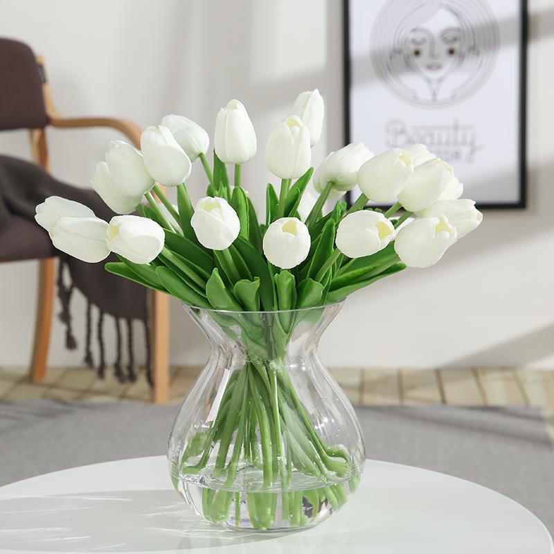 Grosshandel Luyue 21 Stucke Hochzeitsdekoration Pu Kunstliche Bouquet