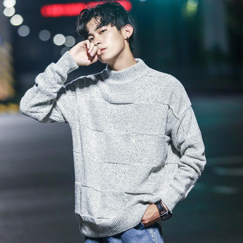 63727840 2019 New Winter Style Sweater Men Oversized 5XL Sweater Male Brand Men 39 S  High Quality Jumper Nice Men'S Turtleneck From Extend38, $33.27 | DHgate.Com