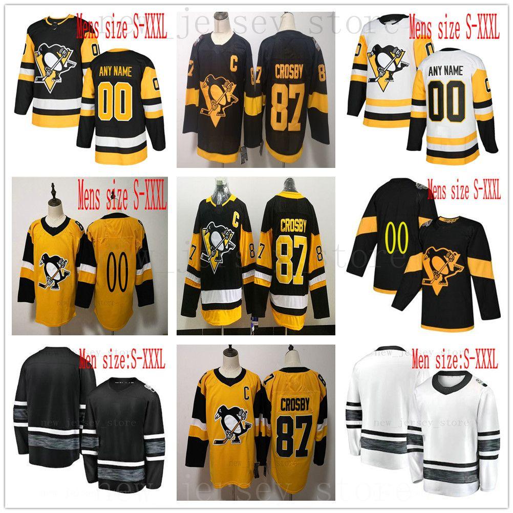 newest b670e 9f4d4 Custom Pittsburgh Penguins Hockey Jersey Stadium Series 3 Olli Maatta 30  Matt Murray 59 Jake Guentzel 72 Patric Hornqvist Mens Women Youth