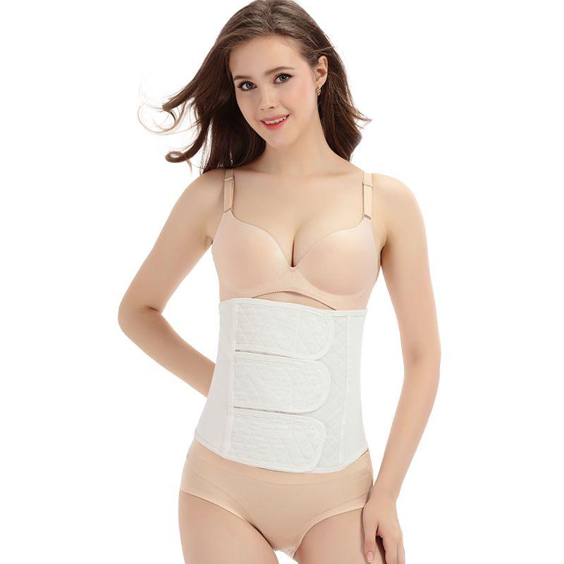 e8a8df3cb1 2019 Slimming Waist Control Shaper Waist Trainer Bustier Corset Modeling  Strap Body Shape Wear Top Women Abdomenal Tummy Shaper Belt From  Shuokai1993