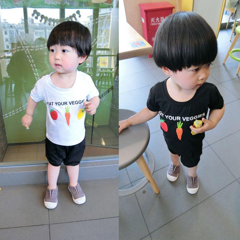 2019 Infant Baby Boys TShirt 2019 Summer Radish Tomatoes Kids Tops Teen  Children Clothing Girls T Shirt Short Sleeve Clothes Fd002 From  Textgoods04, ...
