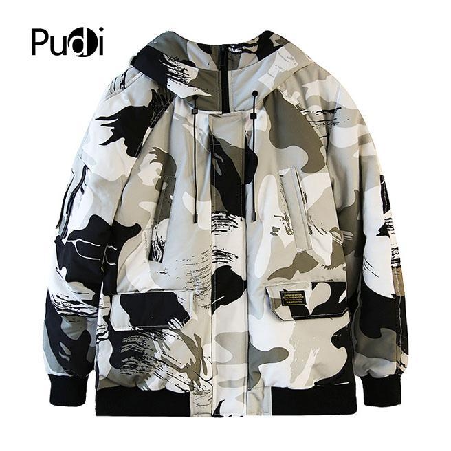 6c731dfbc8e54 2019 PUDI MT886 New Men Polyester Duck Down Coat Winter Warm Coat Boy Active  Leisure Coat From Aorice, $90.36 | DHgate.Com